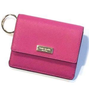 Kate Spade Newbury Lane Petty Keychain Wallet